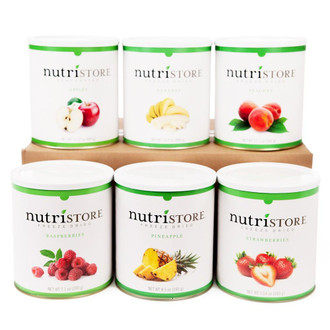 Nutristore™ Fruit Combo Starter Kit