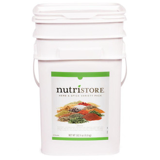 Nutristore™ Herb & Spice Variety Kit