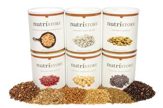 Nutristore™ Instant Bean 6 Pack