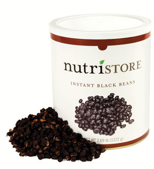 Nutristore™ Instant Black Beans