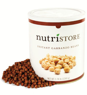 Nutristore™ Instant Garbanzo Beans