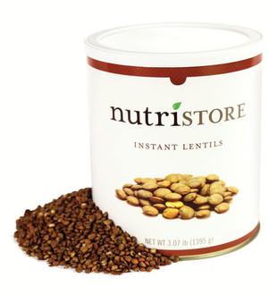 Nutristore™ Instant Lentils