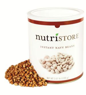 Nutristore™ Instant Navy Beans