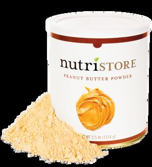 Nutristore™ Peanut Butter Powder