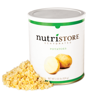 Nutristore™ Potatoes - Dehydrated