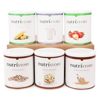 Nutristore™ Prepper Essentials Starter Kit