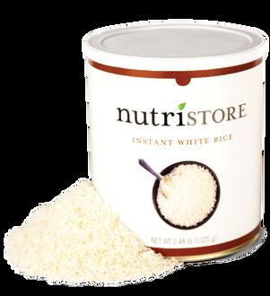 Nutristore™ Rice, Instant White