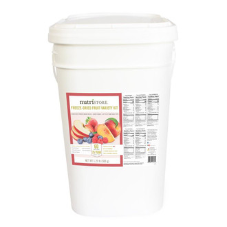 Nutristore™ Small Fruit Variety Bucket