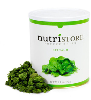 Nutristore™ Spinach-Freeze Dried