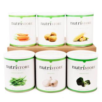 Nutristore™ Vegetable Combo Starter Kit
