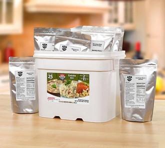 Ready Supply Foods 120 Serving Entrée Kit