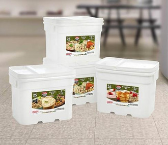 Ready Supply Foods 3 Months for One Person Kit