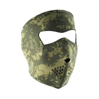 Neoprene All-Season Full Face Mask - Digital ACU