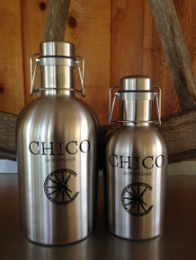 Stainless Steel Growler 32 ounce