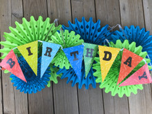 Happy Birthday - Decorations
