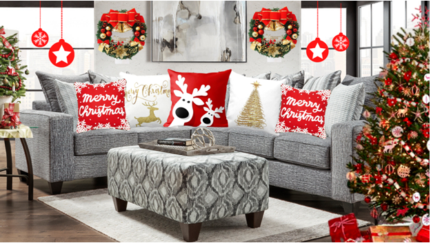 TRANSFORM YOUR FURNITURE FOR CHRISTMAS!!
