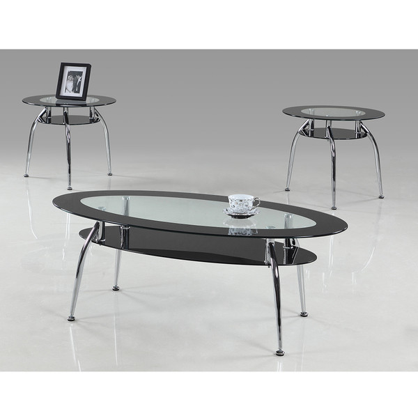 Crown Mark 3270 Mila Coffee and End Tables