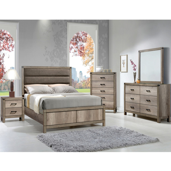 Crown Mark 3200 Matteo Bedroom Set