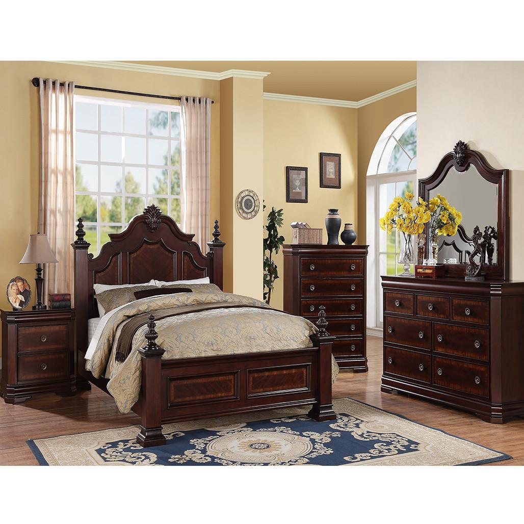 Crown Mark 8300 Charlotte Bedroom Set