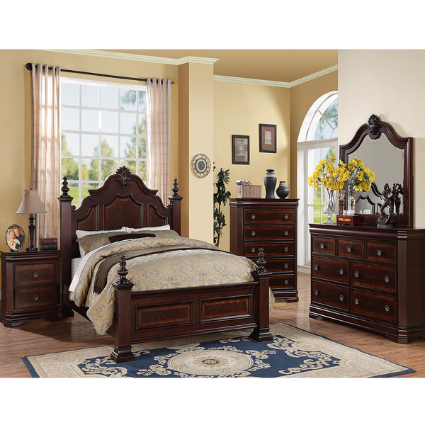 Crown Mark 8300 Charlotte Bedroom Set
