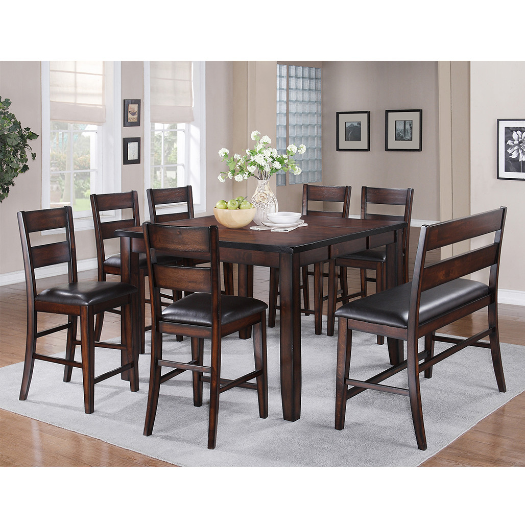 Maldives Counter Height Dining Room Set