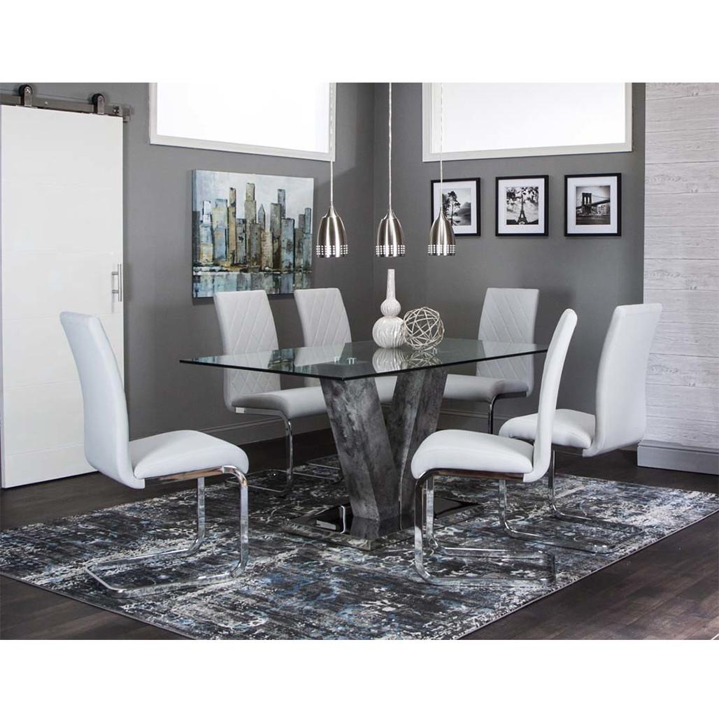 Cramco G5776 Veneto Dining Room Set