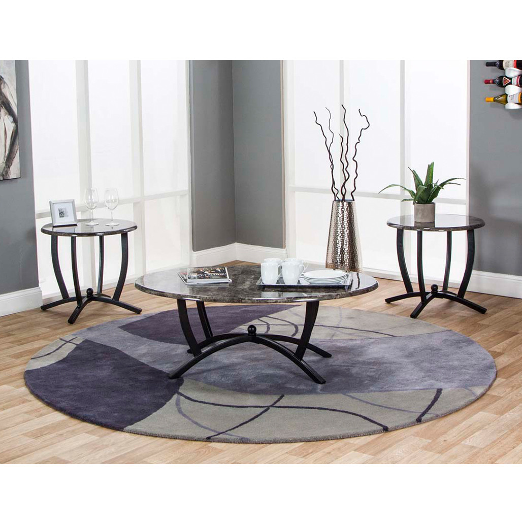 Cramco Y2130-90 Electra Coffee and End Tables