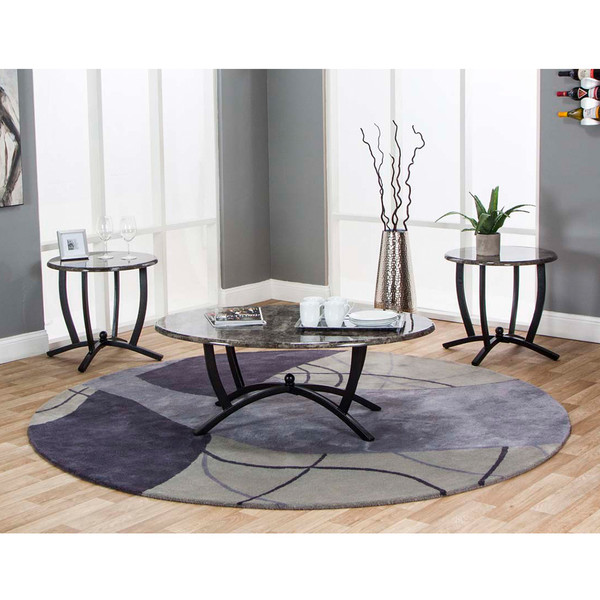 Cramco 72130-90 Electra Coffee and End Tables