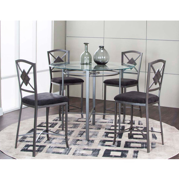 Milano Counter Height Dining Room Set
