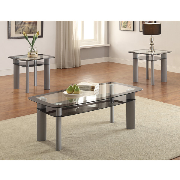 Crown Mark 3170 Echo Coffee and End Tables,Settegast,Houston
