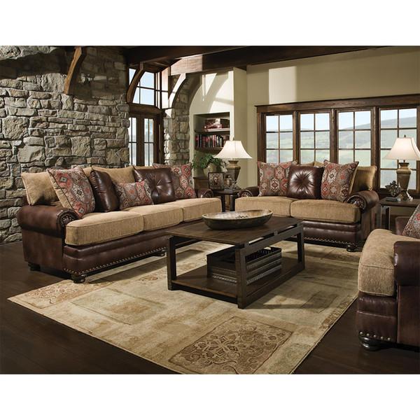 Texas Canyon Living Room Set