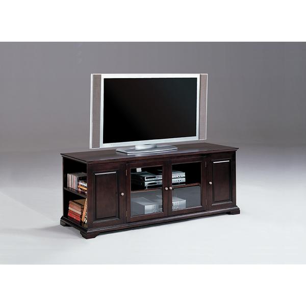 Crown Mark 4814 Espresso TV Stand