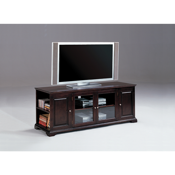 Crown Mark 4814 Espresso TV Stand