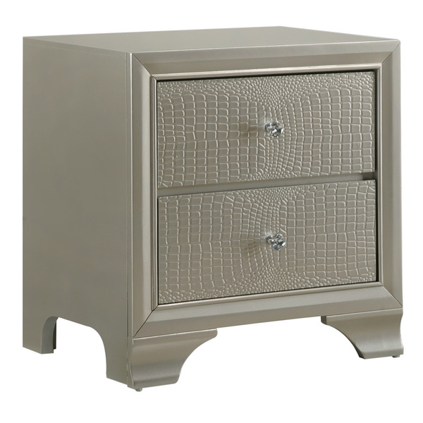 Crown Mark 4300 Lyssa Nightstand