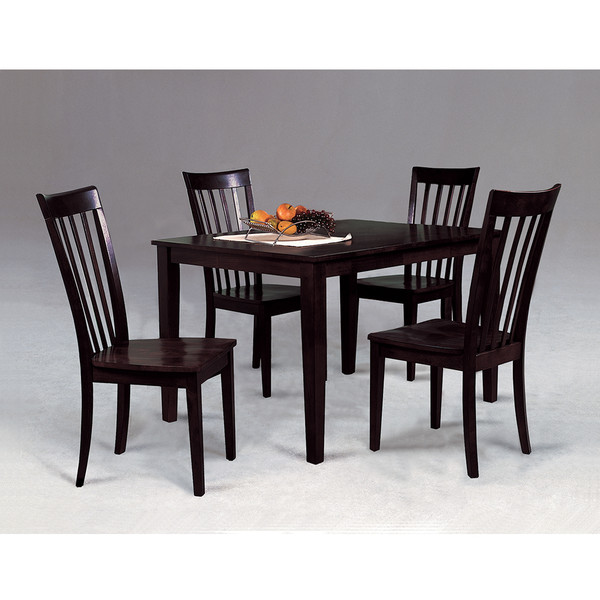 Shop modern dining room sets at Bi-Rite Furniture! The Crown Mark 2182 Brody dining room set includes one rectangle table and four side chairs.