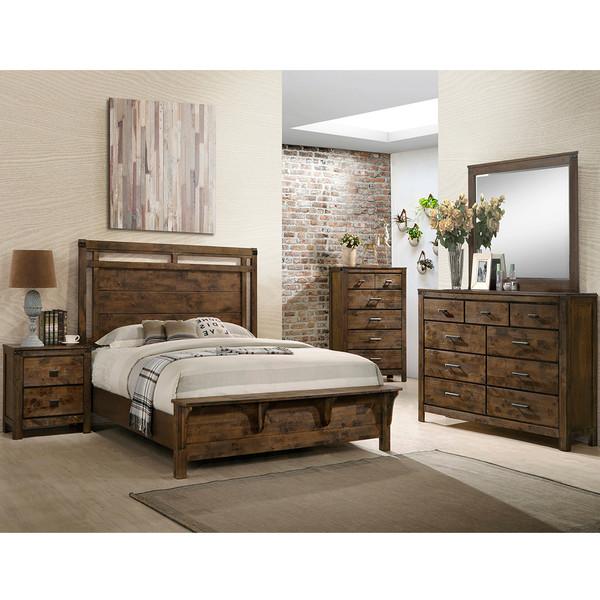 Crown Mark 4810 Curtis Bedroom Set