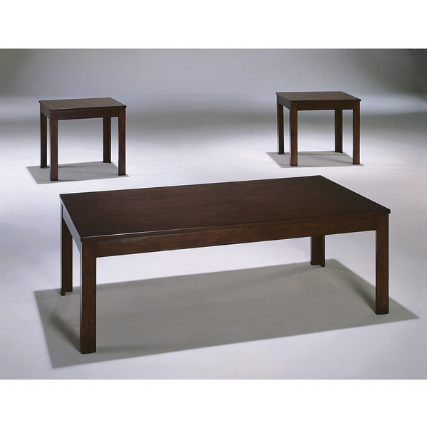 Crown Mark 4710 Pierce Coffee and End Tables
