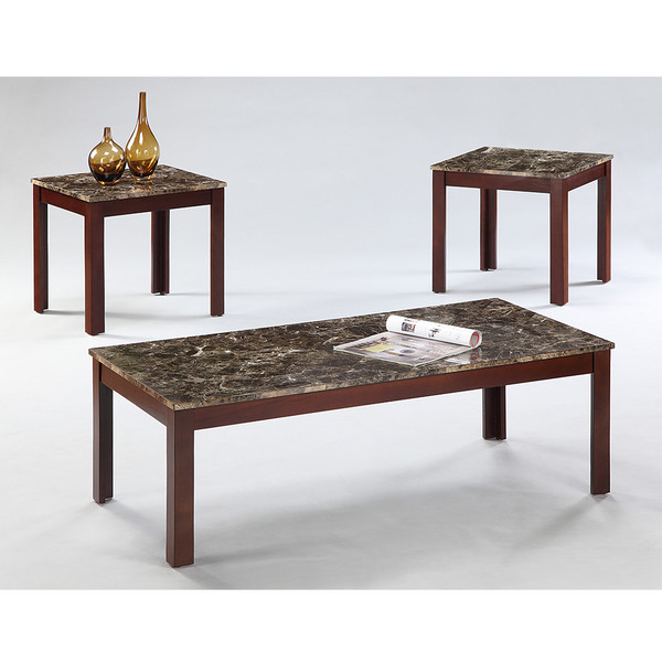 Crown Mark 4717 Lola Coffee and End Tables