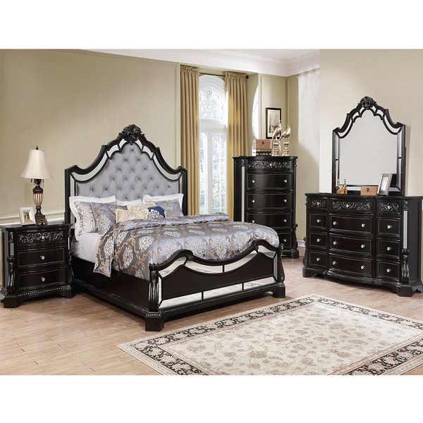 Crown Mark 1660 Bankston Bedroom Set