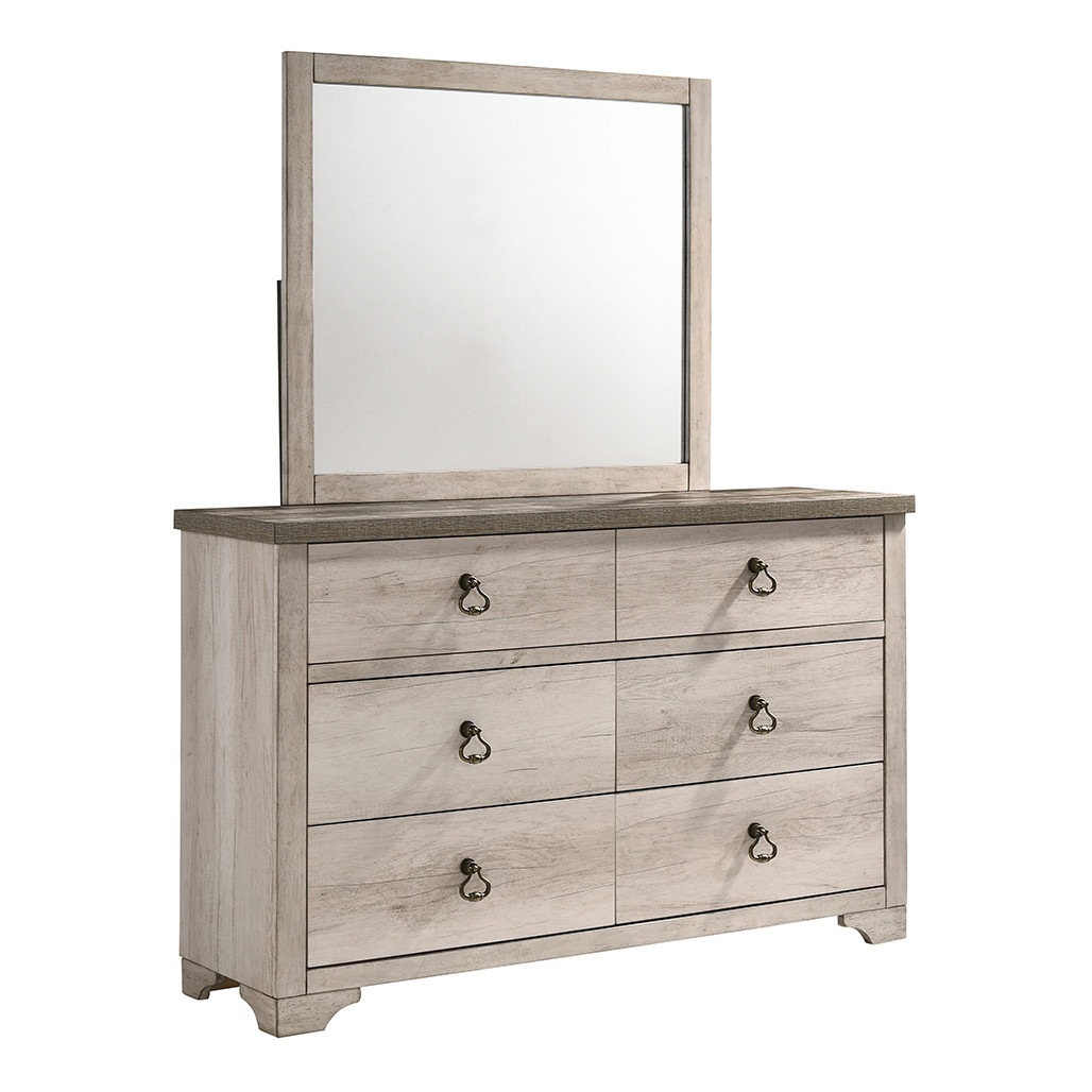 Patterson Dresser and Mirror