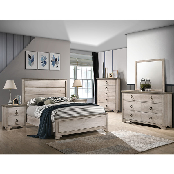 Crown Mark 3050 Patterson Bedroom Set