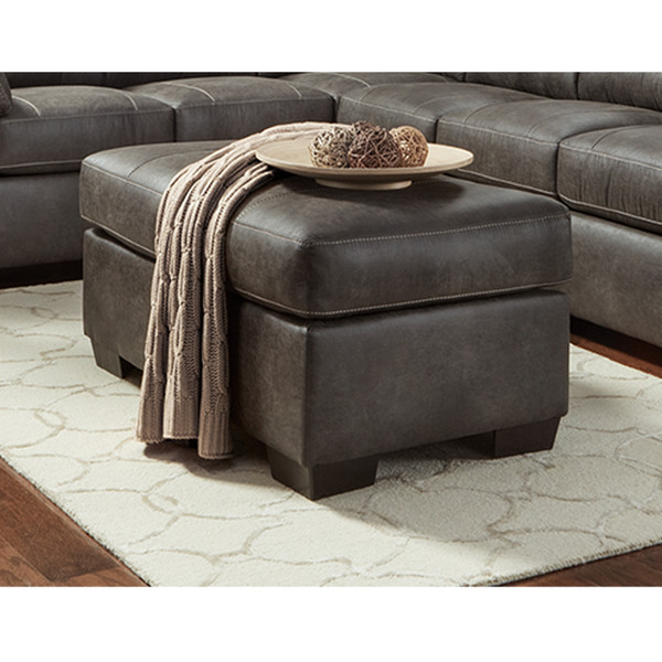 Affordable 5605 Sequoia Ash Ottoman