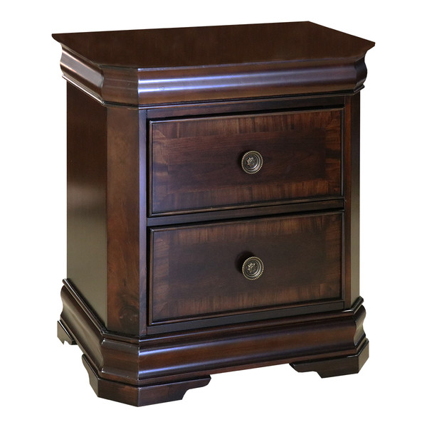 Crown Mark 8300 Charlotte Nightstand Webster,tx