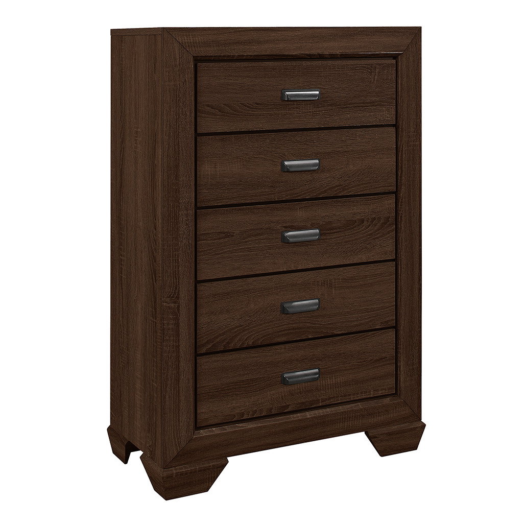 Crown Mark 5510 Farrow Chocolate Chest