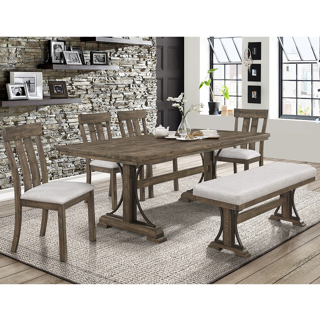 Crown Mark 2131 Quincy Dining Room Set