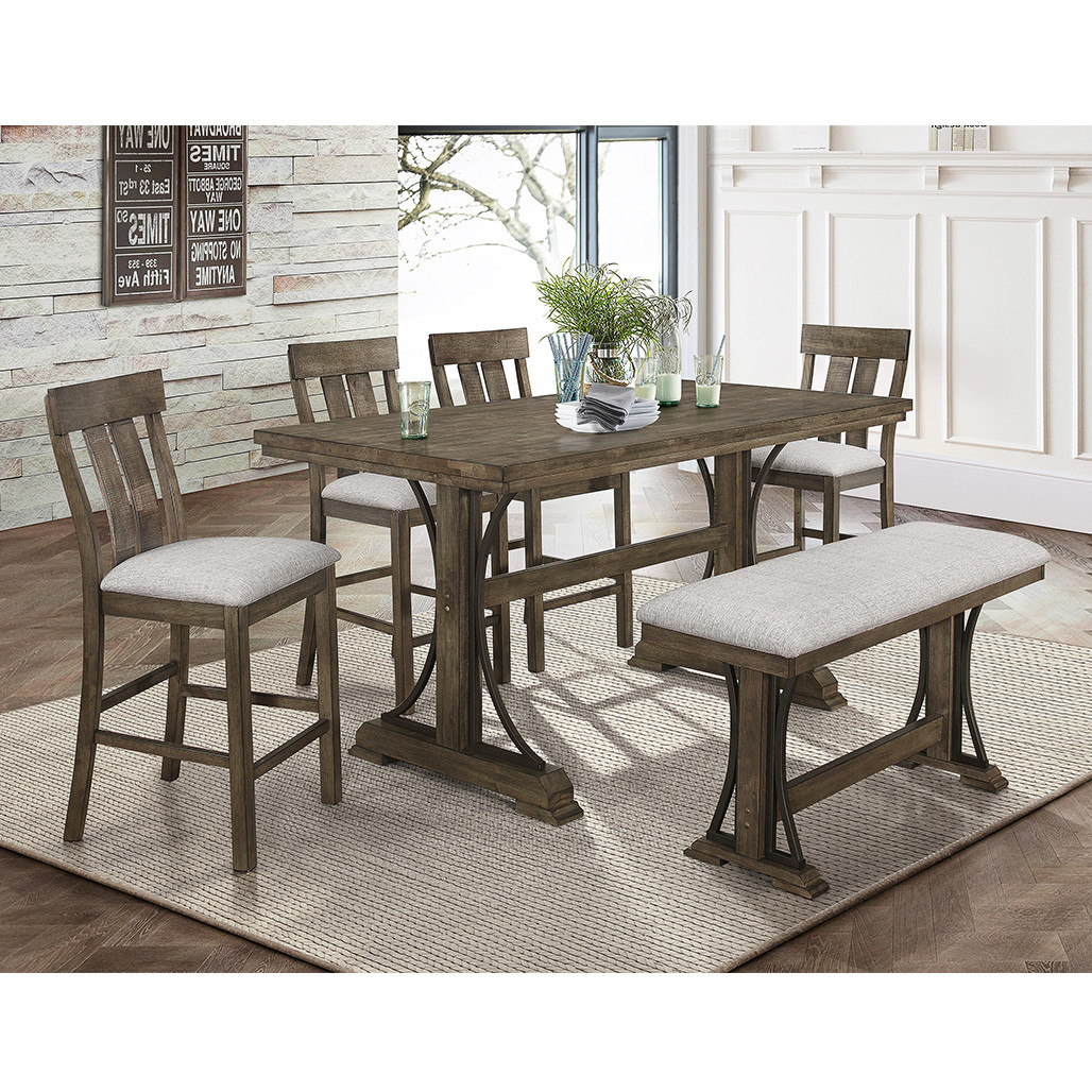 Crown Mark 2831 Quincy Dining Room Set