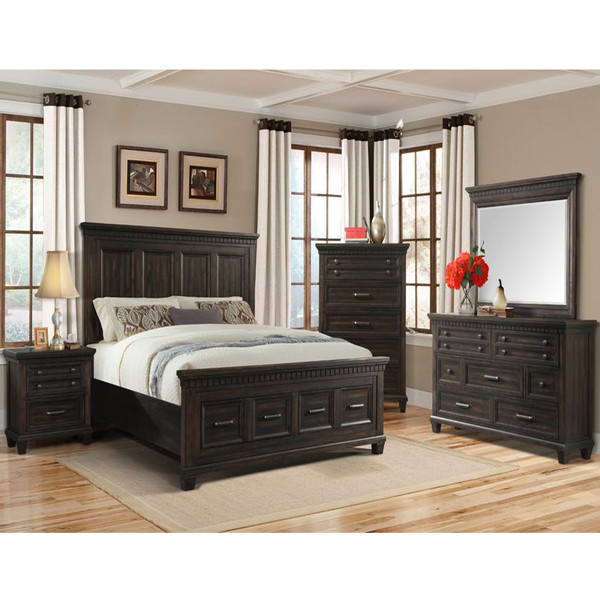 Elements MB600 McCabe Bedroom Set
