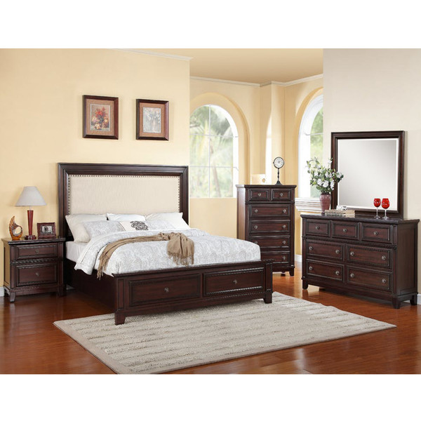 Elements HR100 Harwich Bedroom Set