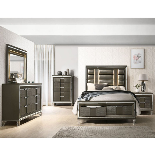 Elements TN600 Twenty Nine Bedroom Set,Tx