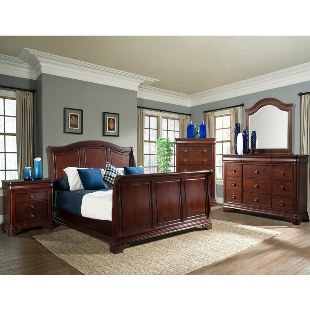 Elements CM750 Cameron Bedroom Set